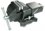 Тиски Слесарные 150 мм (6 ) стальные поворотные массивные с наковальней (LT83006)  CNIC  (упаковка 1шт.)