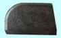 Пластина 07130 ВК8 правая 20х12х5х7х18гр для подрезных,проходных расточных и револьверных резцов