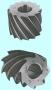 Фреза цилиндрическая насадная 100х 80х40 Z=18 Р18