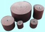 Шлифшкурка Бобина № 12Н (P100) 14А на тканевой основе, водостойкая (бобина 0,150х 5метров)