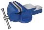 Тиски Слесарные 150 мм (6 ) стальные неповоротные облегченные с наковальней (LT96106)  CNIC  (упаковка 2шт.)